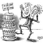 Vingt ans après… L'euro, mousquetaire de l'Union.